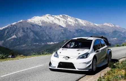 Rajd Korsyki: Latvala i Hanninen wypróbują nowego Yarisa WRC na asfalcie