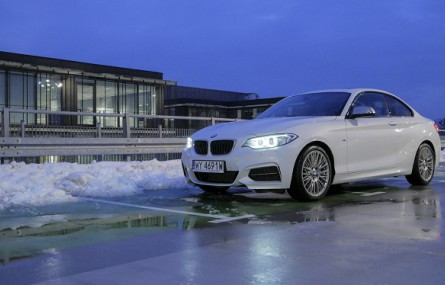Test BMW M240i: alternatywa dla BMW M2