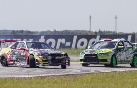 Piotr Malczewski i Kamil Kosela triumfowali w I Extreme Racing Cup