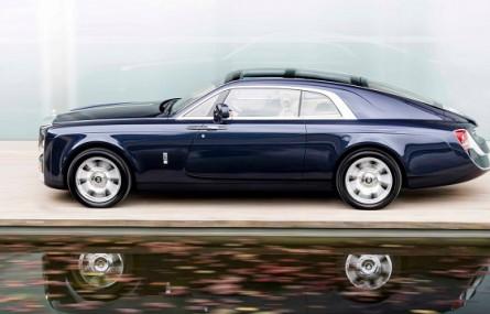 Rolls Royce Sweptail: jedyny taki Rolls-Royce na świecie