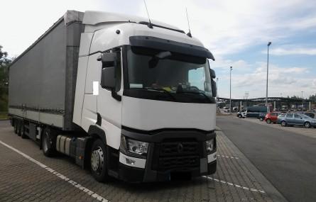 """Niechlubny """"rekord"""" tureckiego kierowcy ciężarówki"""