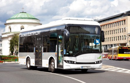 Solaris wyprodukuje pierwsze na świecie autobusy elektryczne do poboru krwi