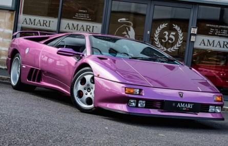 Lamborghini Diablo Jaya Kaya może być Twoje!