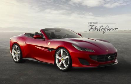 Oto następca Ferrari California T - model Portofino
