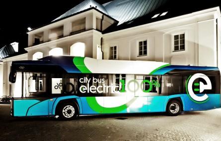 Pięć elektrycznych Solarisów trafi do Norwegii