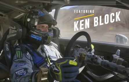 Terrakhana, czyli Ken Block znów w akcji!
