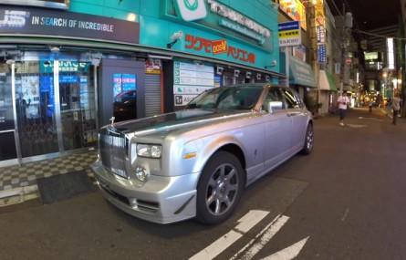 Rolls-Royce z silnikiem z Toyoty Supry
