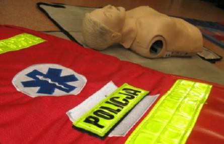 Tragiczny wypadek dwojga motocyklistów - zderzyli się czołowo