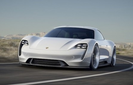 Porsche szykuje rywala dla Tesli. Nowy model pojawi się w 2019 roku