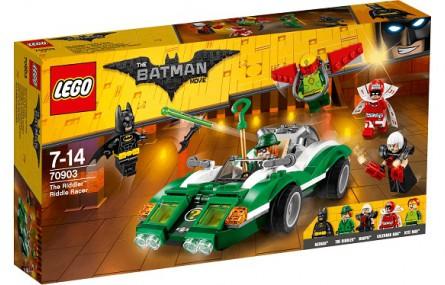 """Niesamowite pojazdy z """"LEGO Batman: Film"""""""