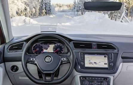 Volkswagen zaprezentował nowy rodzaj ogrzewania przedniej szyby