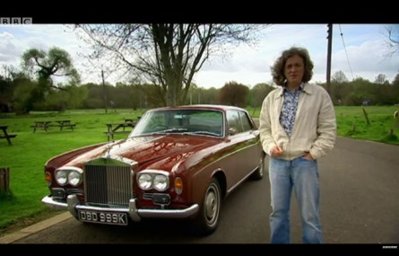 James May pozbywa się swojego Rolls-Royce'a! Nie zgadniecie dlaczego...