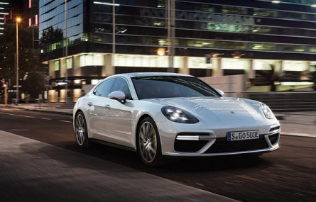 Porsche Panamera Turbo S E-Hybrid – najmocniejszy model w gamie Porsche