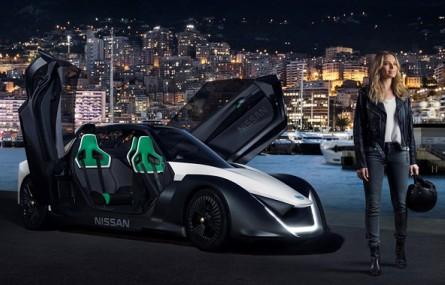 Margot Robbie została ambasadorką samochodów elektrycznych Nissana