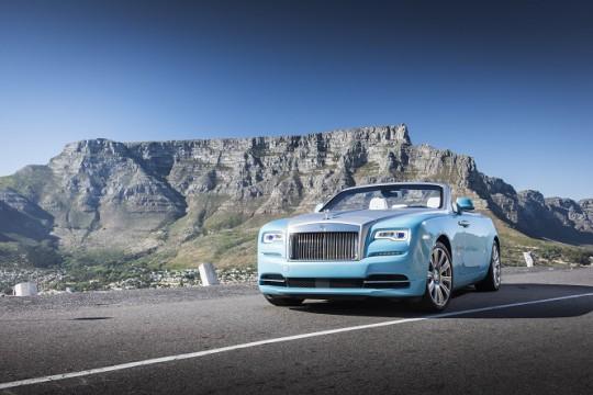 Rolls-Royce Dawn/fot. Rolls-Royce