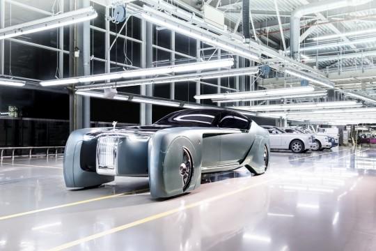 Rolls-Royce 103EX/fot. Rolls-Royce