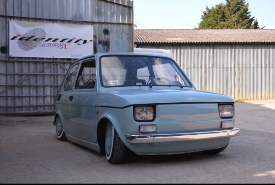 Fiat 126 Po Tuningu Autostuff Pl