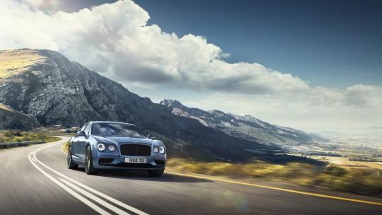 Bentley Flying Spur W12 S/fot. Bent...