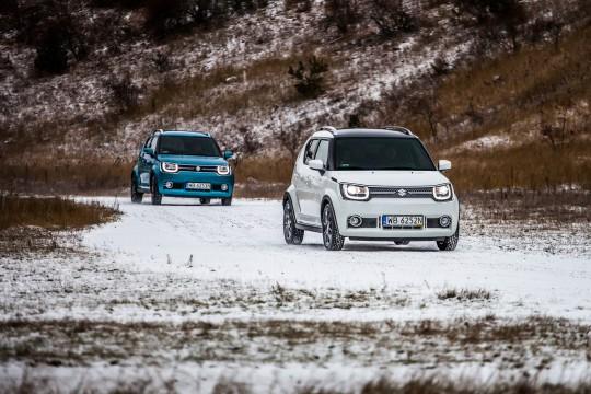 Suzuki Ignis/ fot. Suzuki