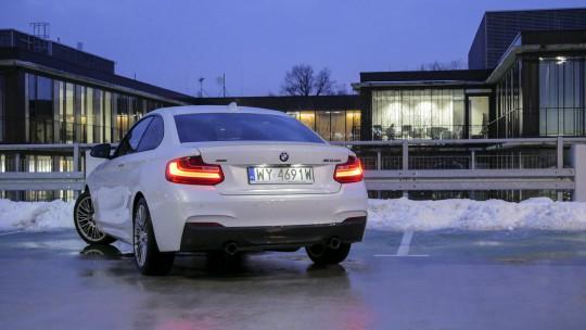 BMW M240i/fot. Łukasz Kuźmiuk