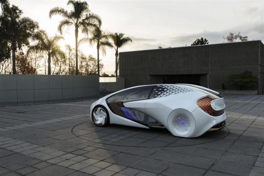Toyota Concept-i/fot. Toyota