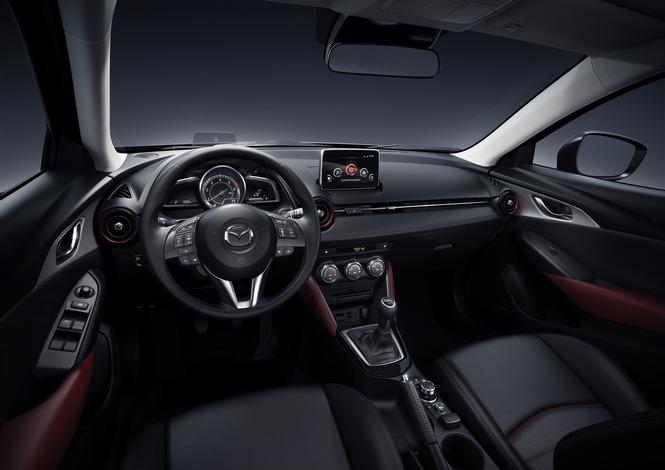 Nowa Mazda Cx3 Autostuff Pl